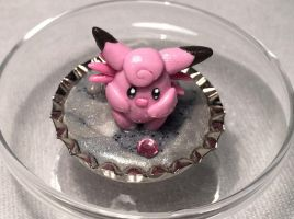 #036 Clefable by LaPetitLapearl