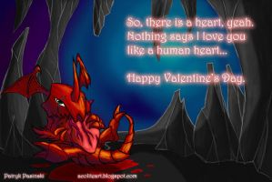 Valentine's Day Card Thingy by Acolite