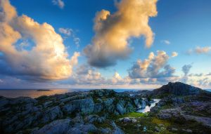 norway pt. XXVI by Gehoersturz