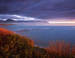 Aspy Bay Sunrise by EvaMcDermott