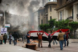 Egyptian Revolution 011 by MahmoudYakut