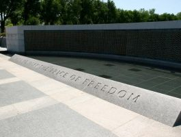 WWII Memorial - The Price by xFadingxFaithx