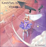Kamichan in OneDAland by kaminary-san