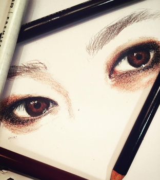 Brown Eyed Boy by CieraClaire