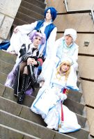 Trinity Blood by opheliasibyl