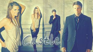 Castle Promo Wallpaper by go4music