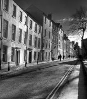 Cathedral Street by caffull
