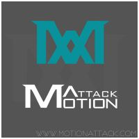 motion attack logo series 2 by motion-attack