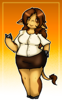 HoneyCow - Commish by Gafagear