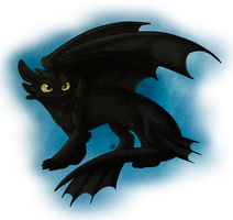 Toothless by GralMaka