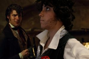 Grantaire Cosplay [LesMis] - ''I believe in you'' by MaiteNanami