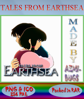 Tales From Earthsea - Anime icon by azmi-bugs