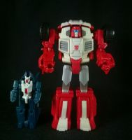 Swerve and Flanker by jamesjersey