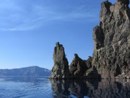 crater lake 7 by BrokenFeline-Stock
