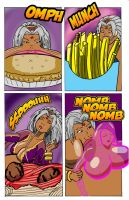 brainstorm332000 Commission: Hild Comic 17 by Be-lover228