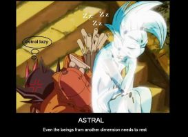 Astral Lazy by eccojose