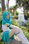 Eternal Sailor Neptune Cosplay by MelfinaCosplay