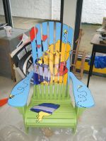 pooh chair by campbell16