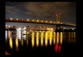 Uptown from Astoria Park by tomasNY