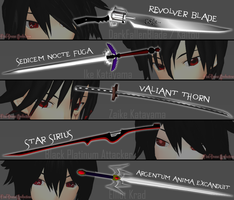 Eyes of a Swordsman by Smartanimegirl