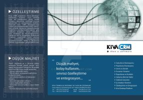 Kiva Crm Brochure Design by cmgllp