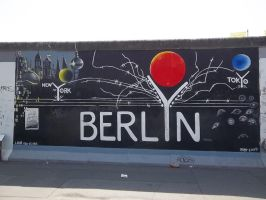 East Side Gallery 10 by RatteMacchiato