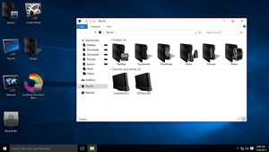 One Vision IconPack for Win10 by hamed1987s