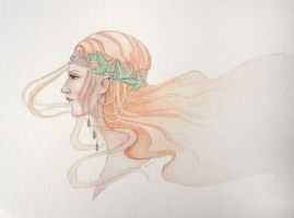 Lady of Lorien by Lamorien