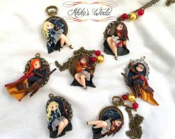 New Harry Potter collection by Akiko-s-World