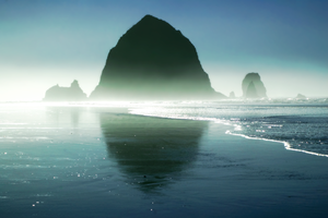 Cannon Beach 2 by Alegion