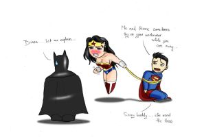 Justice League - The Untold Story by sorrowofdestiny