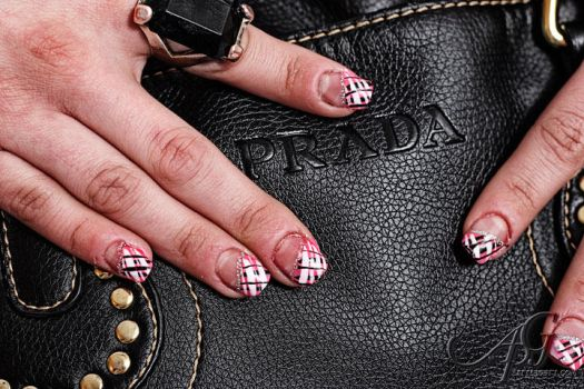 Prada and Nails by littlegett
