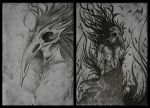 Crows by PhantomSeptember