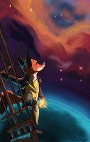 Treasure planet Zootopia AU by Quirky-Middle-Child