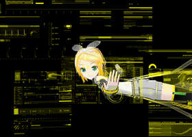 Enter the world of VOCALOID by Blue-Shine-Star