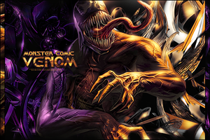 Venom Signature by ViciousBlue