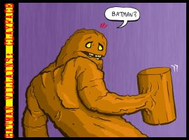 Clayface by Asaph