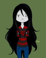 Marceline fanart by Hoho-art