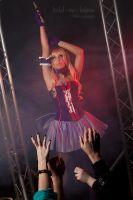 Sheryl on Stage by MissNoblesse