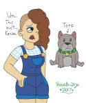 Alternative Dorothy Gale by sailorlovesong
