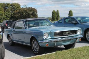 1966 Mustang by SwiftysGarage