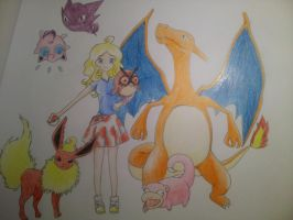 Pokemon trainer wants to challenge you! by Jenssiej