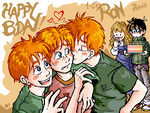 happy bday ron by lpspalmer