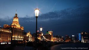 The Bund - All that ture Shanghai XXII by longbow