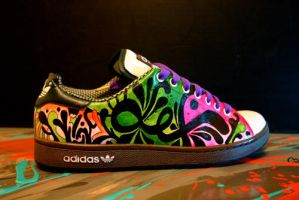 Adidas Stan Smith CUSTOm by paulbeckers