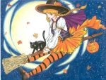 .Flying High-Halloween Night. by OmegaDevin