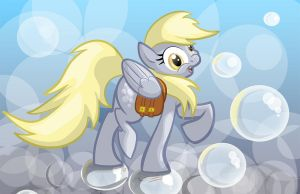 Do The Derpy Bubble Trot by secoh2000
