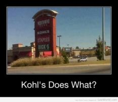 What does khol's do by cosenza987