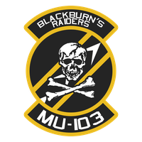 Blackburn's Raiders Unit Patch by Viereth