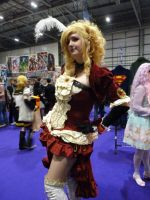 MCM Expo London October 2014 20 by thebluemaiden